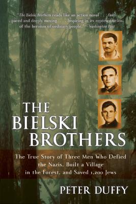 The Bielski Brothers Cover