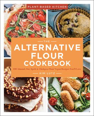 Cover for The Alternative Flour Cookbook, 3