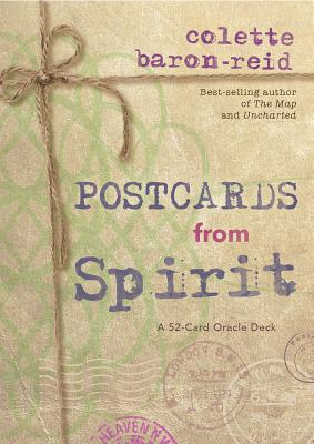Postcards from Spirit: A 52-Card Oracle Deck Cover Image