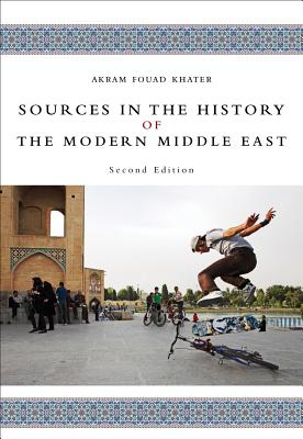 Sources in the History of the Modern Middle East Cover Image