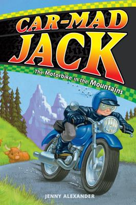 Motorbike in the Mountains Cover Image