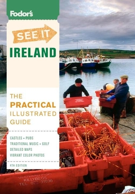 Fodor's See It Ireland Cover Image