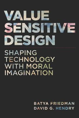 Cover for Value Sensitive Design