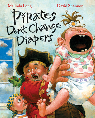 Cover for Pirates Don't Change Diapers