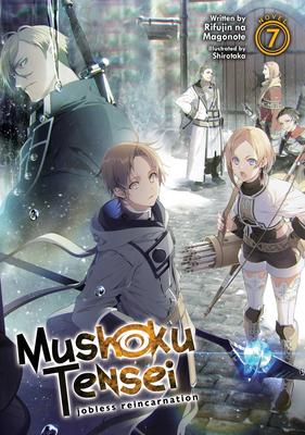 Mushoku Tensei: Jobless Reincarnation (Light Novel) Vol. 7 Cover Image