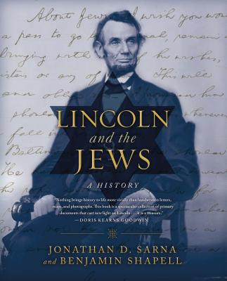 Cover for Lincoln and the Jews
