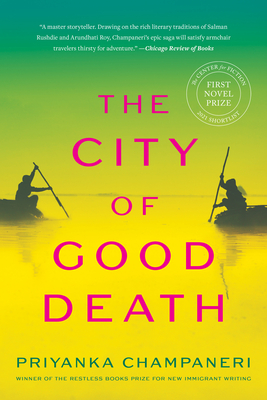 The City of Good Death Cover Image