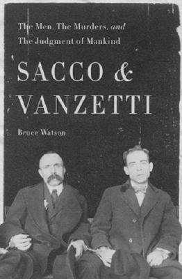 Cover for Sacco and Vanzetti