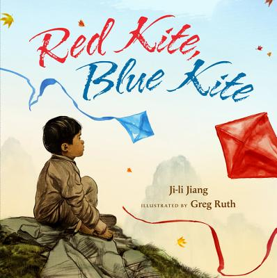 Red Kite, Blue Kite Cover