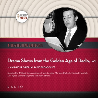 Drama Shows from the Golden Age of Radio, Vol. 1 Cover Image