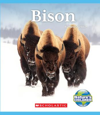 Bison (Nature's Children) Cover Image
