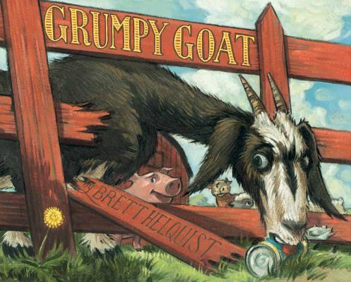 Grumpy Goat Cover