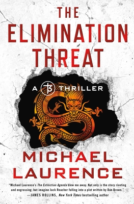 Cover for The Elimination Threat (Extinction Agenda #3)