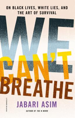 We Can't Breathe cover image