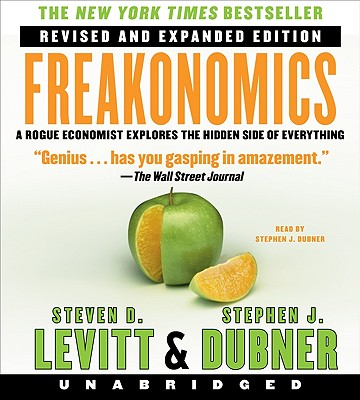 Freakonomics Rev Ed CD: Freakonomics Rev Ed CD Cover Image