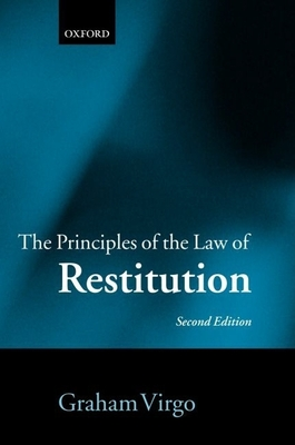 The Principles of the Law of Restitution Cover Image