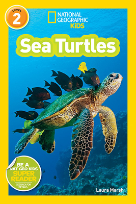 National Geographic Readers: Sea Turtles Cover Image