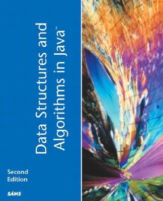 Data Structures and Algorithms in Java Cover Image