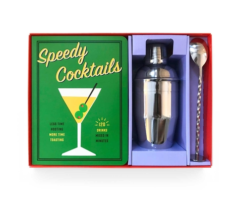 Speedy Cocktail Kit Cover Image