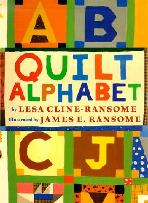 Quilt Alphabet Cover