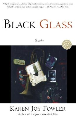 Black Glass Cover