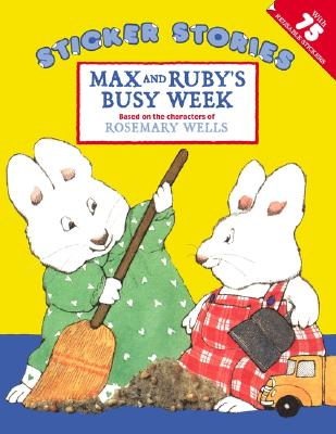 Max and Ruby's Busy Week Cover Image