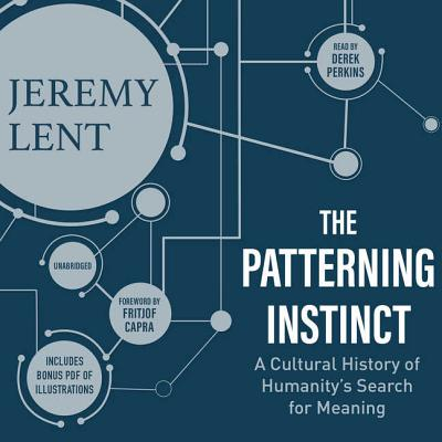 The Patterning Instinct Lib/E: A Cultural History of Humanity's Search for Meaning Cover Image