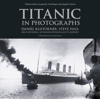 Titanic in Photographs Cover Image