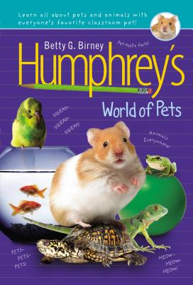 Humphrey's World of Pets Cover Image