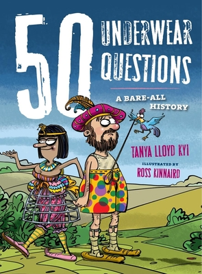 50 Underwear Questions Cover