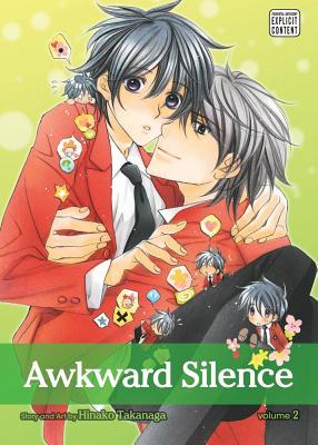 Awkward Silence, Volume 2 Cover