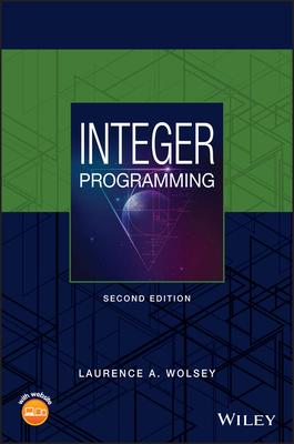 Integer Programming Cover Image
