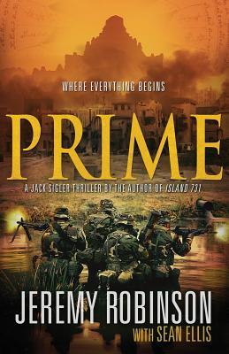 Prime (a Jack Sigler Thriller) Cover Image