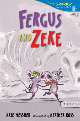 Fergus and Zeke (Candlewick Sparks) Cover Image