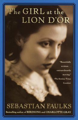 The Girl at the Lion D'Or Cover