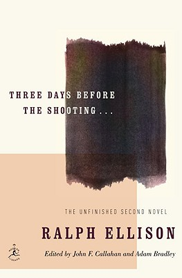 Three Days Before the Shooting . . . Cover