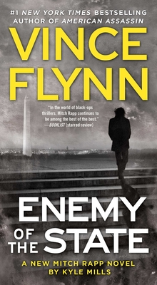 Enemy of the State (A Mitch Rapp Novel #16) Cover Image