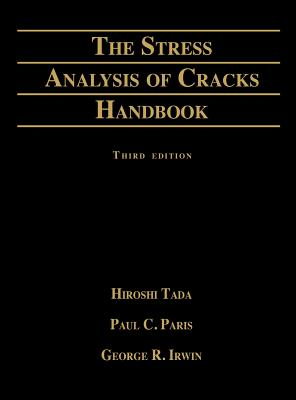 Stress Analysis of Cracks Handbook Cover Image