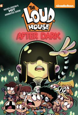 The Loud House #5: After Dark Cover Image
