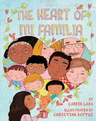 The Heart of Mi Familia Cover Image