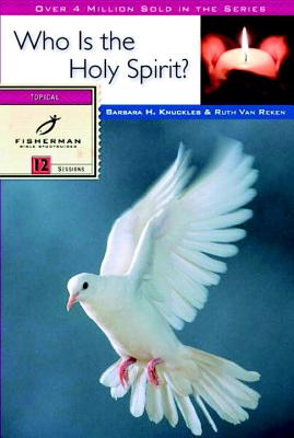 Who Is the Holy Spirit? Cover Image
