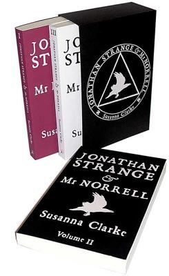 Jonathan Strange & Mr. Norrell Boxed Three Volume Collector's Edition Cover Image