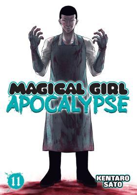Magical Girl Apocalypse, Volume 11 Cover
