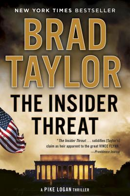 The Insider Threat (Pike Logan Thriller #8) Cover Image