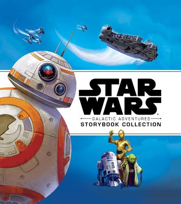 Star Wars Galactic Adventures by Lucasfilms
