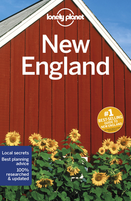 Lonely Planet New England (Travel Guide) Cover Image