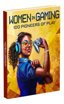 Cover for Women in Gaming