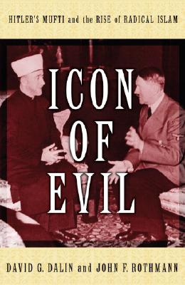 Icon of Evil Cover