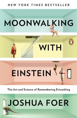 Moonwalking with Einstein Cover