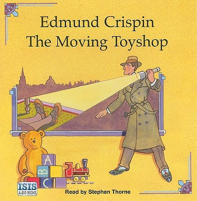 The Moving Toyshop Cover Image